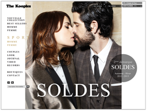 Une the kooples